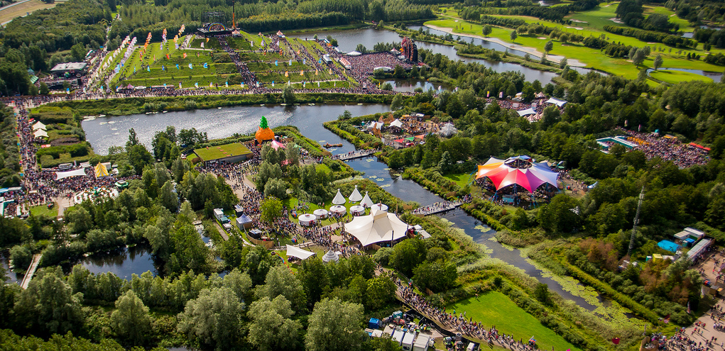 Mysteryland almost sold out