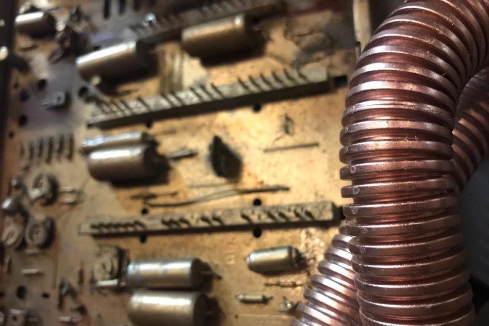 Ritter Butzke Berlin Dampfmaschine