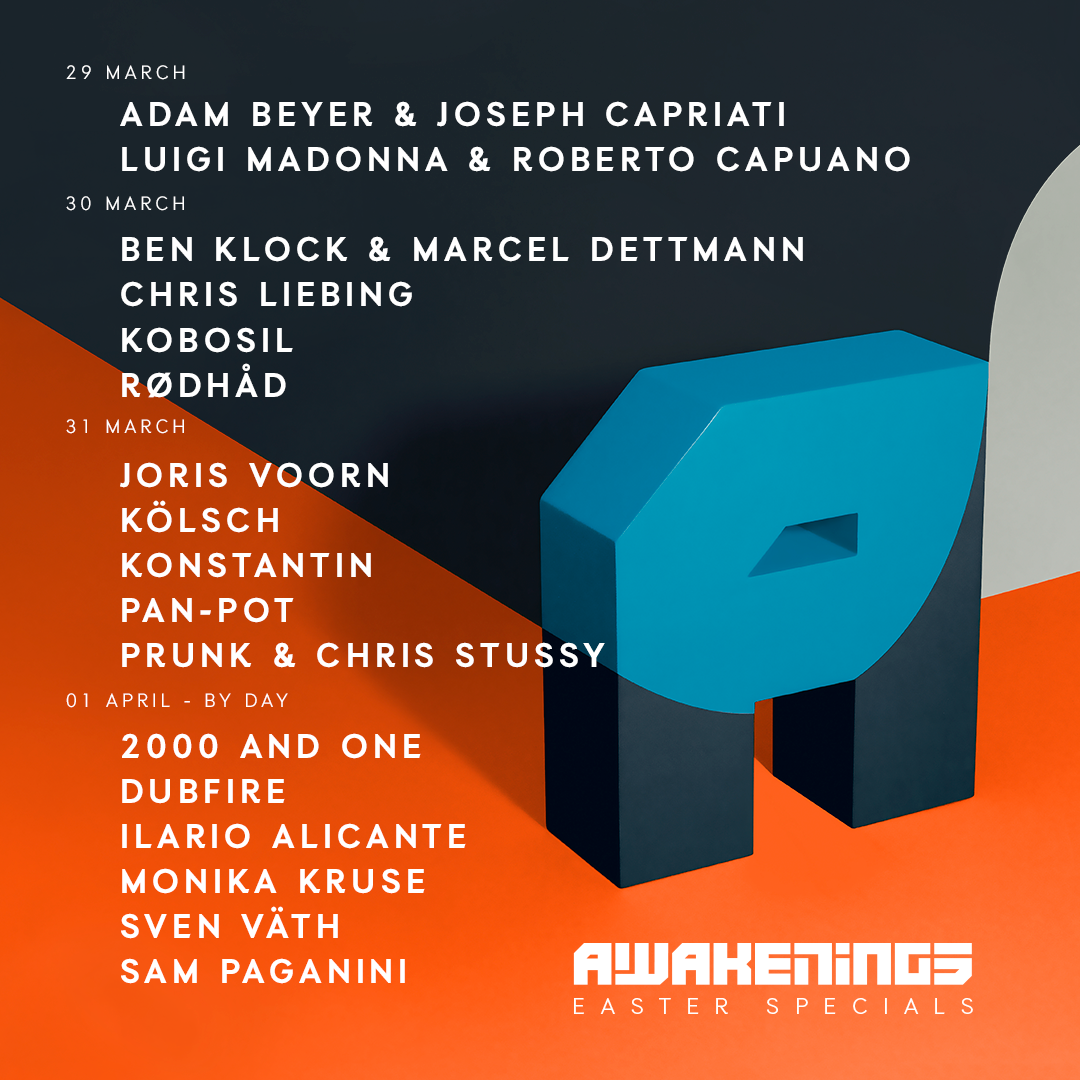 Awakenings Easter Special