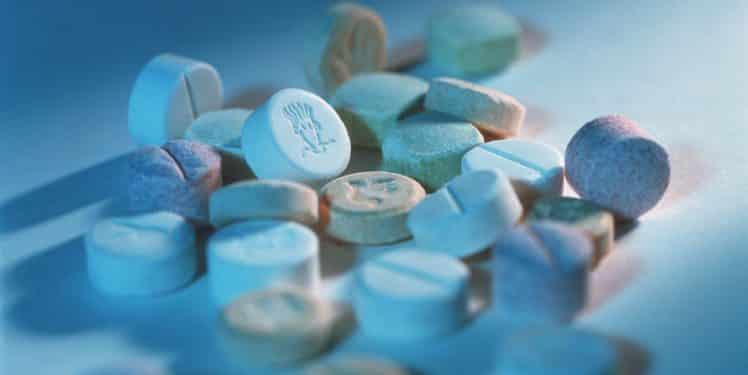 Ketamine Ecstasy Pills