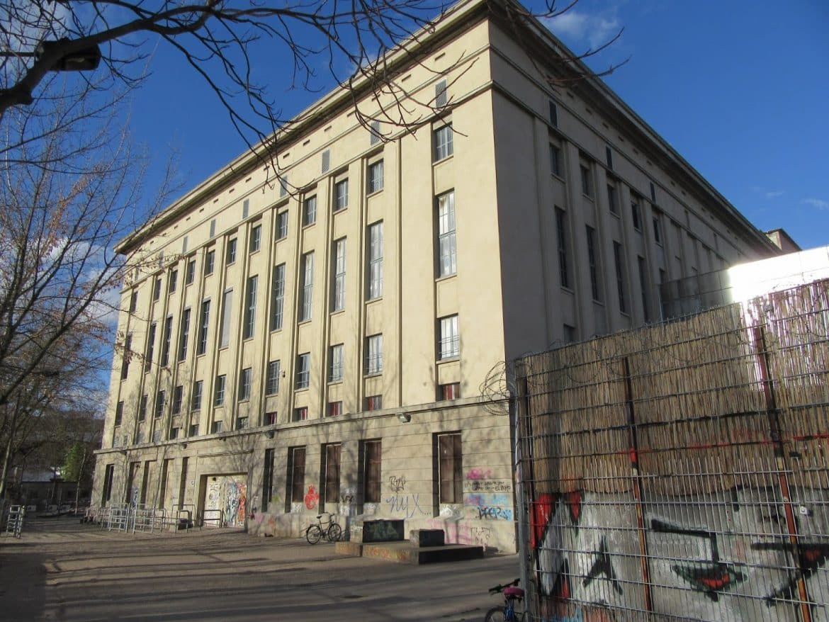 Someone created a Berghain scented fragrance