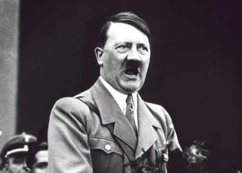 Hitler enjoying techno