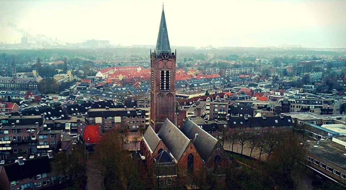 The techno raves in this church are one of Netherlands best kept secrets