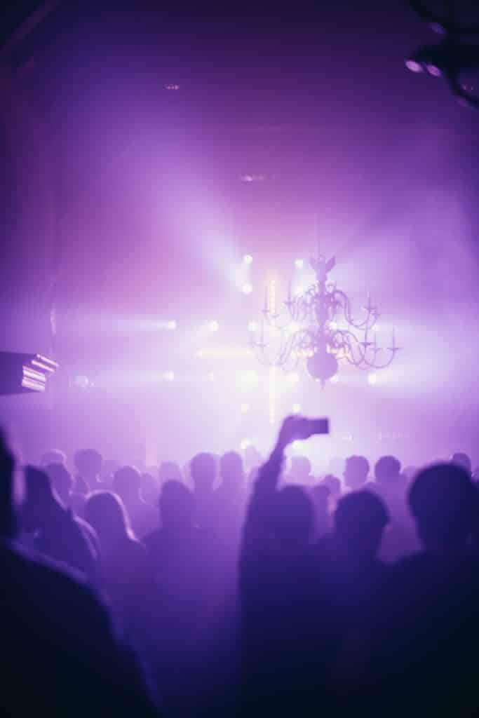 Huge New Years techno rave in Dutch church almost sold out